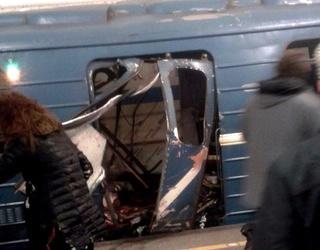 Fatal Explosion at St. Petersburg Metro Station Kills at Least 10