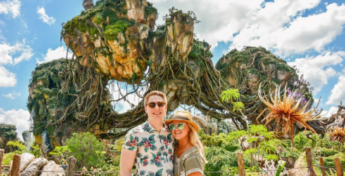 Photos of Disney World's Pandora Are Here and We Can't Believe Our Eyes