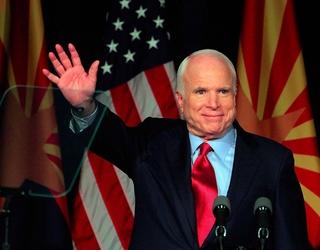 Senator John McCain Diagnosed With Brain Cancer