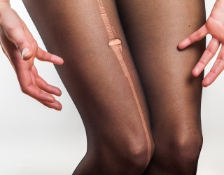 Why, Oh Why Would You Buy Gucci's $190 Ripped Tights?