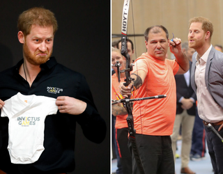 Invictus Games: Prince Harry Celebrates His Other Baby in the Netherlands