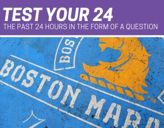 What Will Happen to the 124th Boston Marathon?