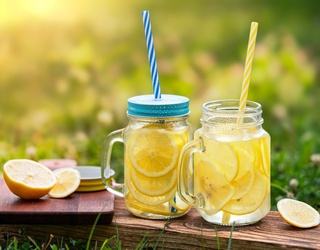 How to Build a Lemonade Bar in Your Kitchen