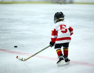 This 4-Year-Old Hockey Star's Commentary Is Better Than ESPN