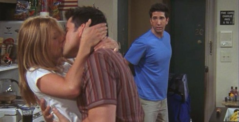 """Jennifer Aniston Just Squashed That """"Friends"""" Theory About Rachel and Joey Ending up Together"""