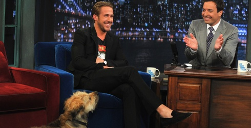 You Like Celebrities, You Like Puppies...Well, Here They Are Together