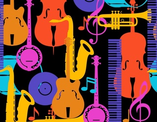 Lookin' Snazzy! Groove to the Beat of This Jazz Puzzle