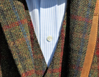 This Tweed Memory Match Will Help You Look Dapper as Heck
