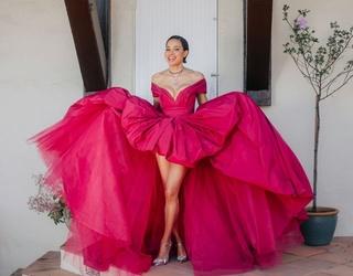 Jurnee Smollett's 2021 SAG Look Was a Haute Show-Stopper
