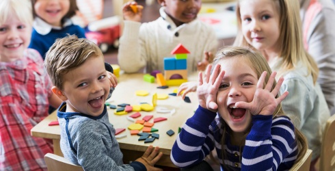 This Kindergarten Teacher Rated His Students' Jokes and, Personally, I'd Give Them All A's