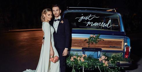 Monday Memory Madness: A Toast to Newlyweds Hilary Duff & Matthew Koma!