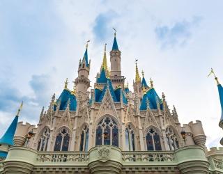Live Like a Princess as You Unscramble This Cinderella Castle Puzzle