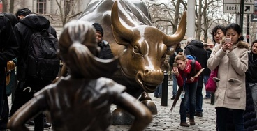A Defiant Girl Is Now Staring Down the Charging Bull on Wall Street