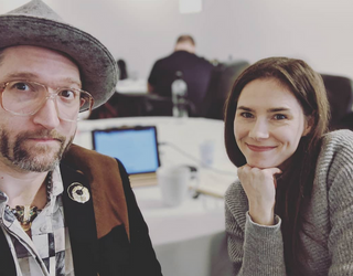 Scandalous: Amanda Knox Is Asking for Donations for Her Wedding, and Just...No