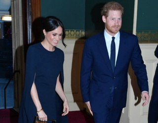 Meghan Markle Almost Stole the Queen's Birthday Thunder (Almost)