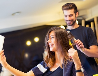 Apparently Burning Your Hair off Is the New Cool Haircut Trend