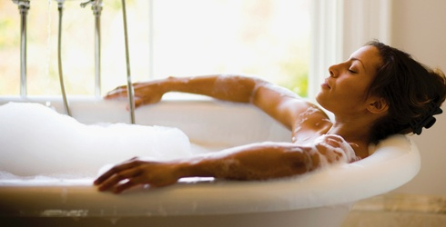 Give the Gift of Self Care Sunday Every Day With These High-End Bubble Baths