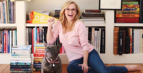 Get on Board, Because Reese Witherspoon Is Going to Take Over the Book and Movie World