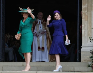 The Very Sweet Reason Princess Beatrice Wasn't a Traditional Bridesmaid at Eugenie's Wedding