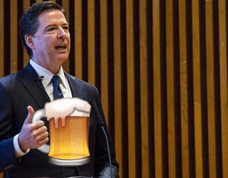 Some Washington D.C. Bars Are Opening Early for James Comey Testimony Watch Parties