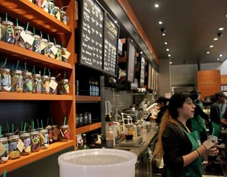 Starbucks Could Soon Be Opening Mobile Order-Only Storefronts