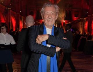 This Week's Great GIF Rundown: Sir Ian McKellen Turned the Big Eight-Oh!