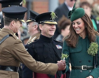 Can You Match All of Kate Middleton's Green Outfits?