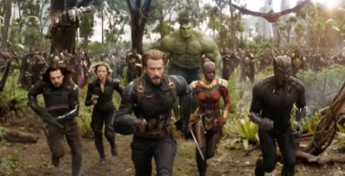 """Marvel Releases First """"Avengers: Infinity War"""" Trailer, Internet Utters Collective """"Holy Sh*t"""""""
