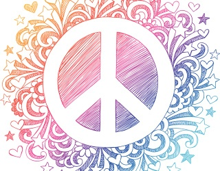 Give This Peace Symbol Memory Match a Chance