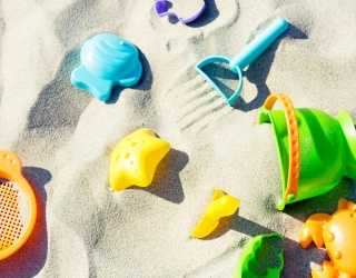 Monday Memory Madness: You Can't Build the Best Sandcastle Without the Proper Tools
