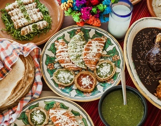 Take Your Tastebuds on a Trip With 8 Puebla, Mexico Recipes