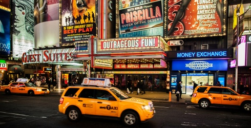 How Many Broadway Shows Have You Seen?