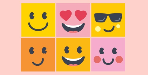 Crack a Smile -- It'll Help You Solve This Happy-Go-Lucky Memory Match