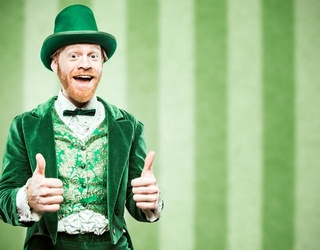 Cabinet of Curiosities: Who Invented Leprechauns?