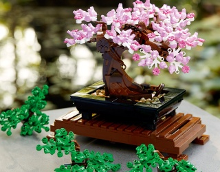 Get Your Zen on With These New Botanical LEGO Sets and More!