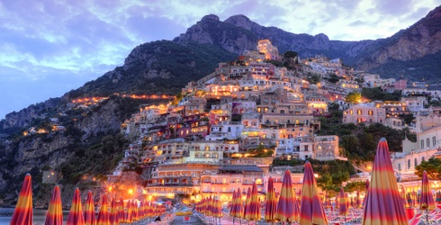 Find a Spot Along the Mediterranean in This Positano Puzzle