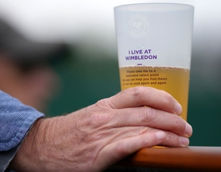 Pop Quiz: What Does Everyone Eat and Drink at Wimbledon?