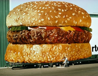 Help McDonald's Celebrate 80 Years With This Giant (and We Mean GIANT) Burger Puzzle