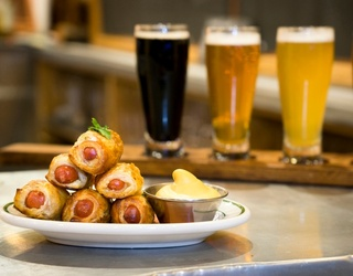 Don't Get Wrapped up in This Pigs in a Blanket Memory Match