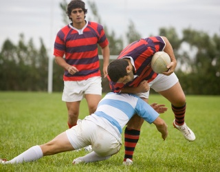 Fashion or Sport? We Can't Decide in This Rugby Memory Match