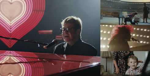 Holy Sleigh Bells, Does This Elton John Ad Hits You Right in the Christmas Feels