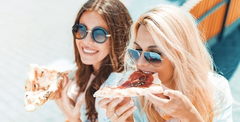 Science Says Taking a Cheat Day May Help You Lose Weight, so Go Ahead -- Eat the Pizza