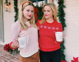 Literally Just All the Times Reese Witherspoon and Her Daughter Ava Were Actual Twins