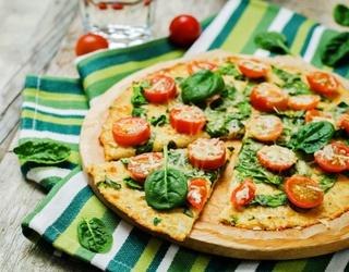 Tasty Tuesday: 6 Alternatives for Pizza Crust, à la Banza's New Chickpea Option