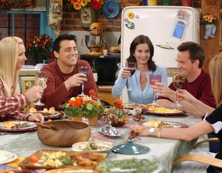 """Vote for Your Favorite """"Friends"""" Thanksgiving Episode"""
