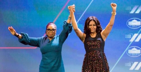 DailyTrivia: As Usual, Michelle Obama & Oprah Winfrey Help Spark Inspiration