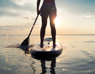 Monday Memory Madness: Find Your Balance on These Paddleboards