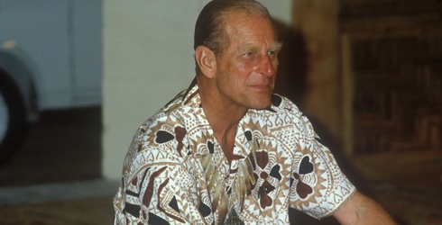 My Absolute Favorite Video of Prince Philip