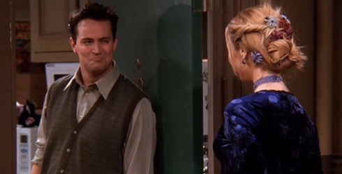 "Matthew Perry Just Revealed His Favorite Chandler Bing Joke From ""Friends"""