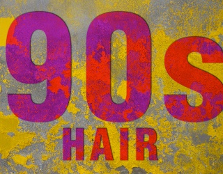 How Did '90s Girls Style Their Hair in the Summer?